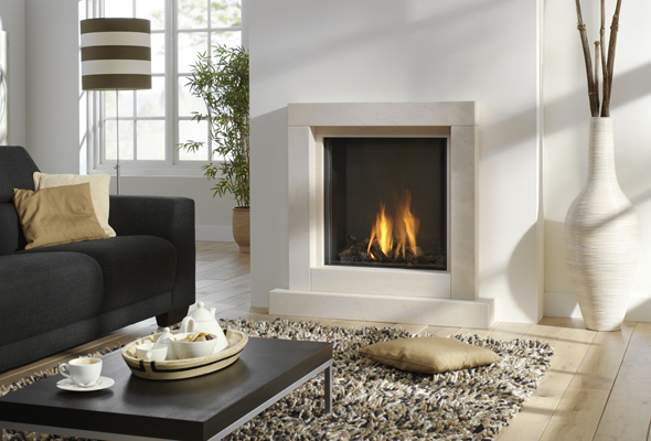 Natural Gas Fireplaces - DG 104
