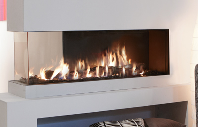 Natural Gas Fireplaces - DG 105