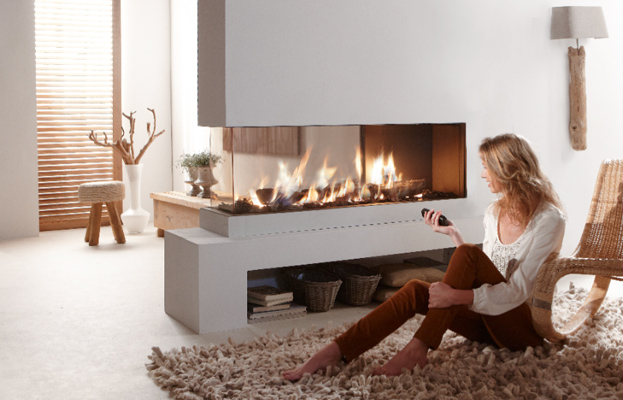 Natural Gas Fireplaces - DG 106