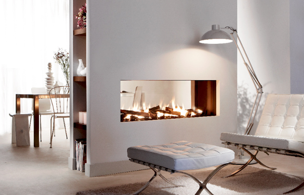 Natural Gas Fireplaces - DG 107