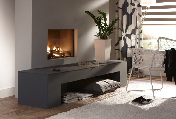 Natural Gas Fireplaces - DG 109