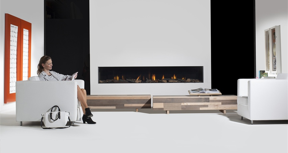 Natural Gas Fireplaces - DG 112