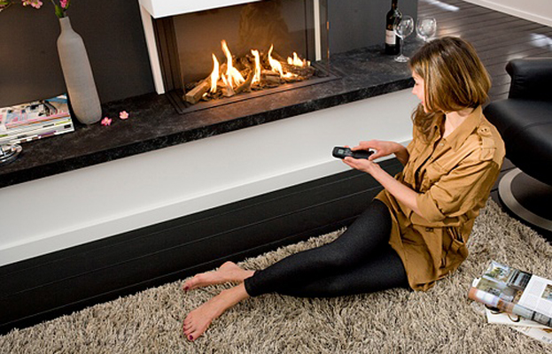 Natural Gas Fireplaces - DG 115
