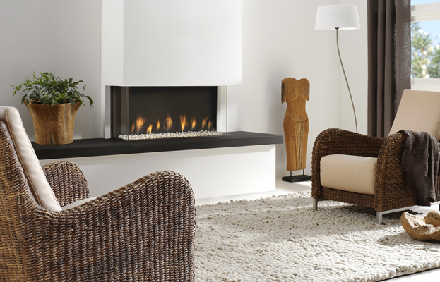 Natural Gas Fireplaces - DG 116
