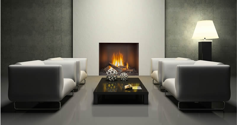 Natural Gas Fireplaces - DG 118