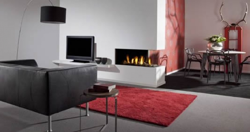 Natural Gas Fireplaces - DG 119