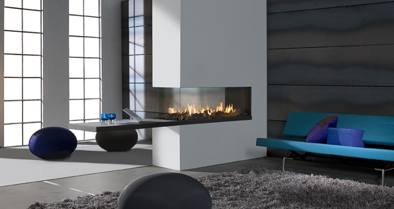 Natural Gas Fireplaces - DG 121