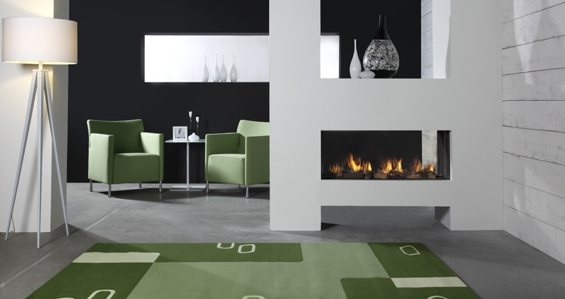 Natural Gas Fireplaces - DG 122