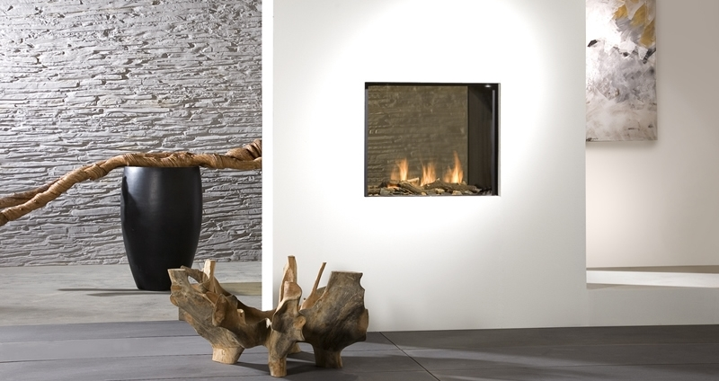 Natural Gas Fireplaces - DG 124