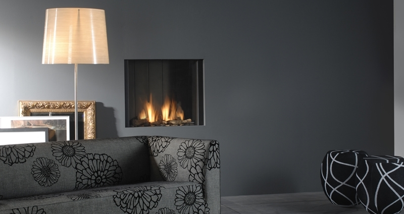 Natural Gas Fireplaces - DG 125