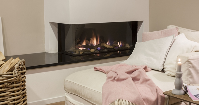 Natural Gas Fireplaces - DG 126