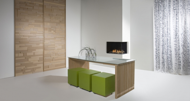 Natural Gas Fireplaces - DG 127