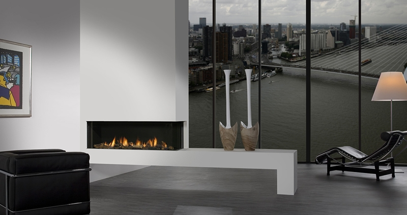 Natural Gas Fireplaces - DG 128