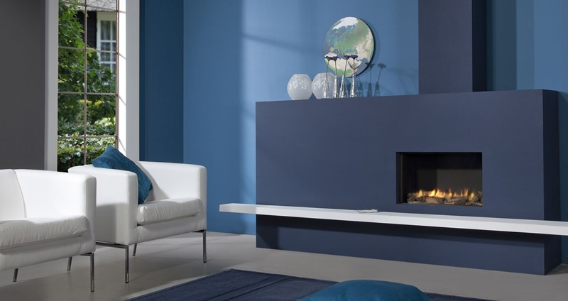 Natural Gas Fireplaces - DG 130