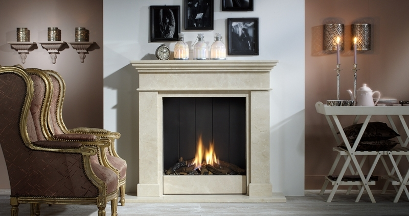 Natural Gas Fireplaces - DG 132