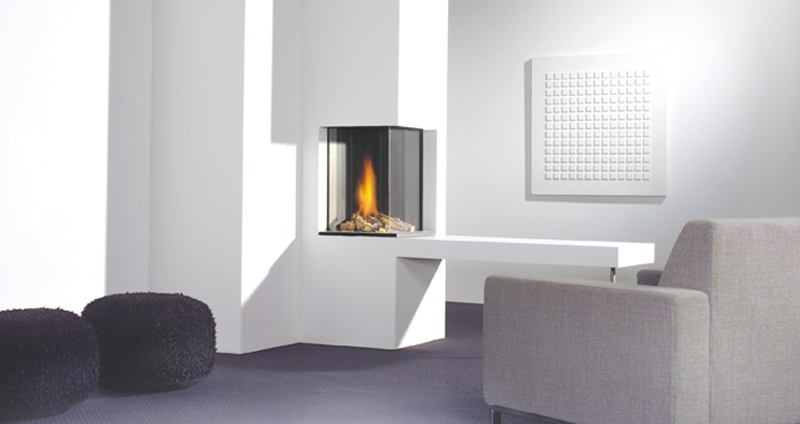 Natural Gas Fireplaces - DG 133