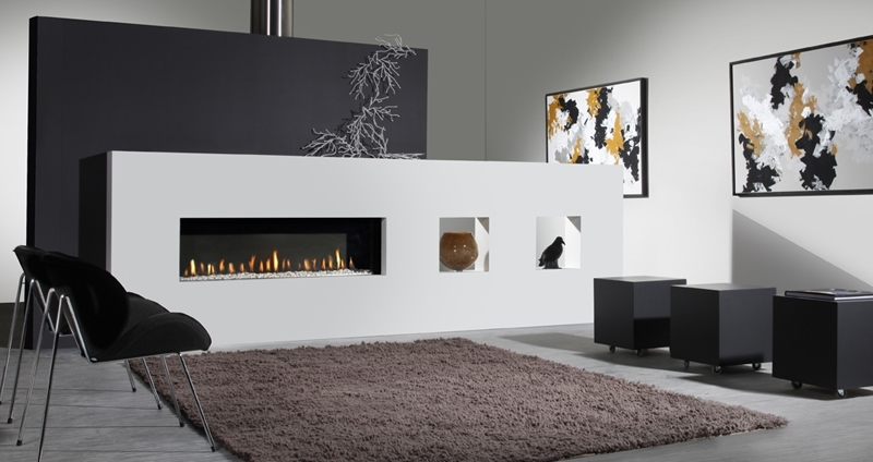 Natural Gas Fireplaces - DG 137