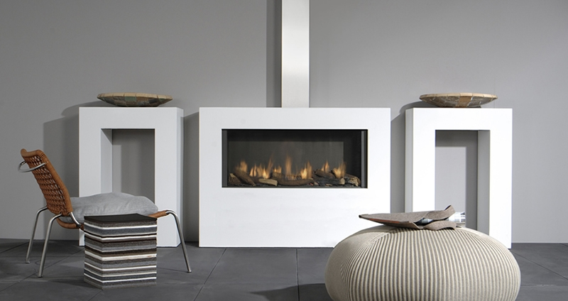 Natural Gas Fireplaces - DG 138