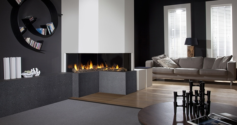Natural Gas Fireplaces - DG 139