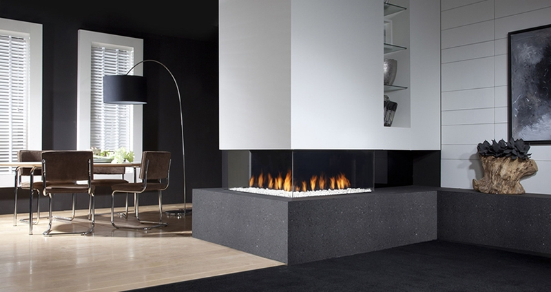 Natural Gas Fireplaces - DG 140