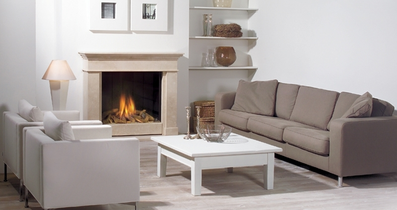 Natural Gas Fireplaces - DG 142