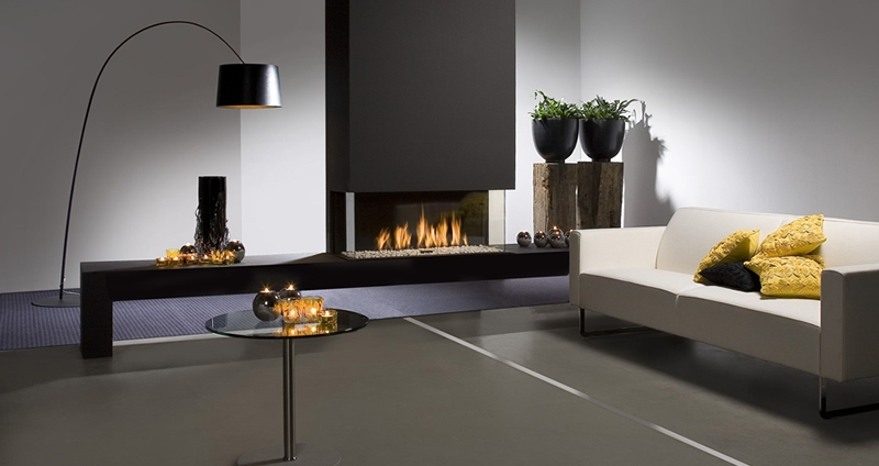 Natural Gas Fireplaces - DG 144