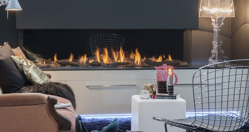 Natural Gas Fireplaces - DG 147