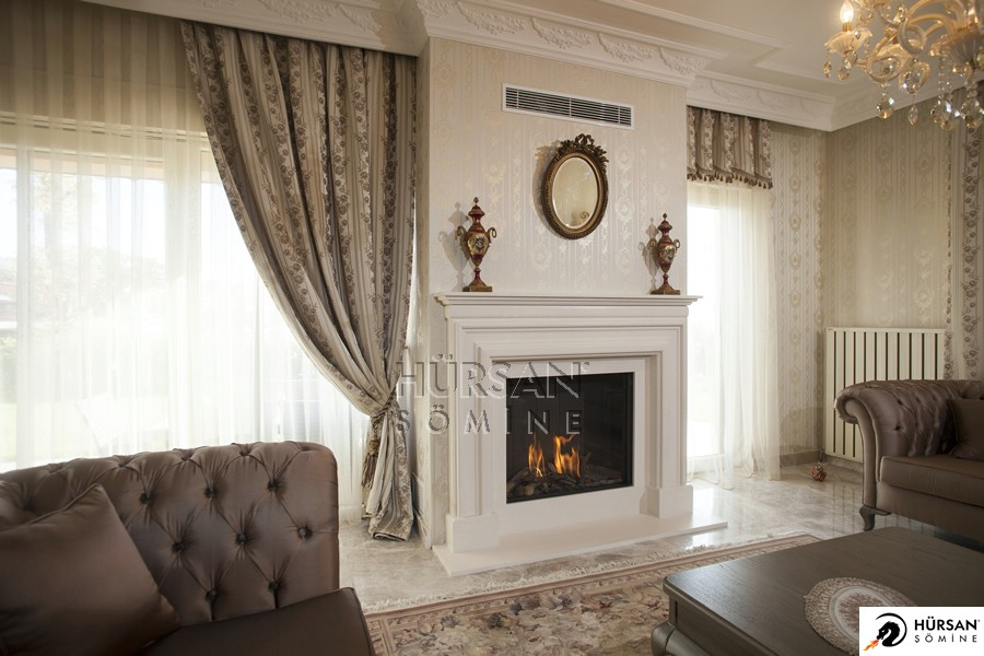 Natural Gas Fireplaces - DG 151