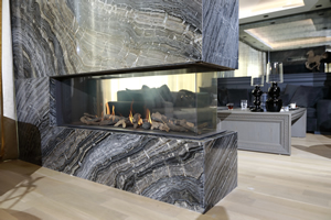 Natural Gas Fireplaces - DG 152 B