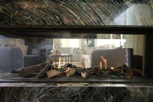 Doğalgazlı Şömineler - DG 152