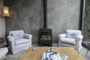 Natural Gas Fireplaces - DG 162 B