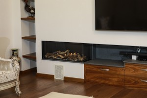 Natural Gas Fireplaces - DG 165 A