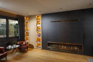 Natural Gas Fireplaces - DG 166 A