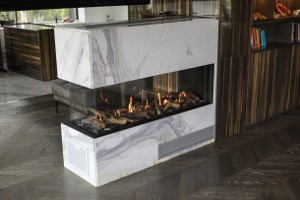 Natural Gas Fireplaces - DG 168 C
