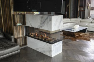 Natural Gas Fireplaces - DG 168 E