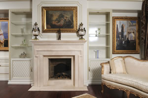 Demi-Classic Fireplace Surrounds - DK 101 A