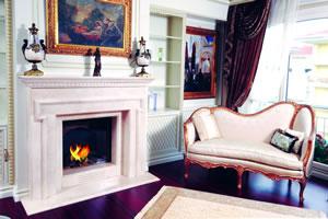 Demi-Classic Fireplace Surrounds - DK 101