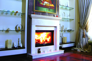 Demi-Classic Fireplace Surrounds - DK 102 A