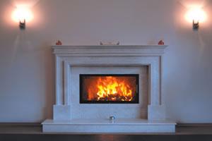 Demi-Classic Fireplace Surrounds - DK 104