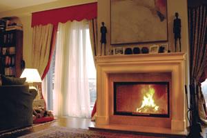 Demi-Classic Fireplace Surrounds - DK 105