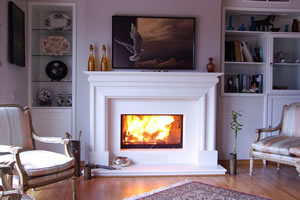 Demi-Classic Fireplace Surrounds - DK 106
