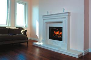 Demi-Classic Fireplace Surrounds - DK 107