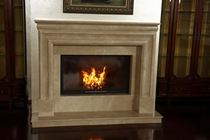 Demi-Classic Fireplace Surrounds - DK 108 A