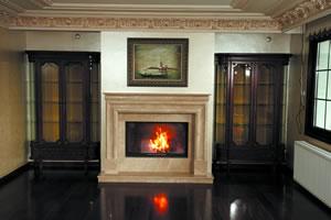Demi-Classic Fireplace Surrounds - DK 108