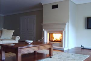 Demi-Classic Fireplace Surrounds - DK 109
