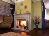 Demi-Classic Fireplace Surrounds - DK 111 B