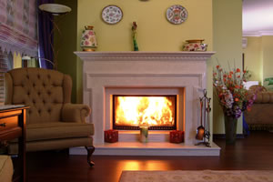 Demi-Classic Fireplace Surrounds - DK 111