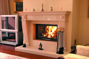 Demi-Classic Fireplace Surrounds - DK 113