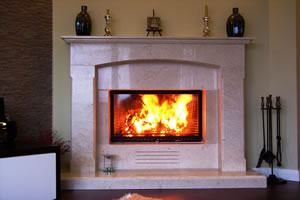Demi-Classic Fireplace Surrounds - DK 115