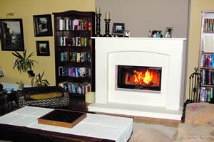 Demi-Classic Fireplace Surrounds - DK 117
